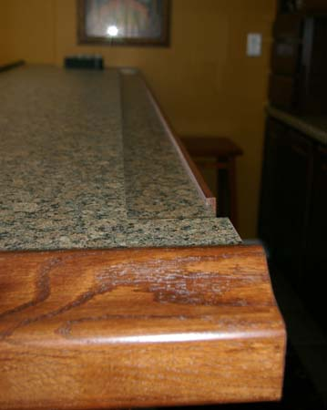 Bar Top Edge