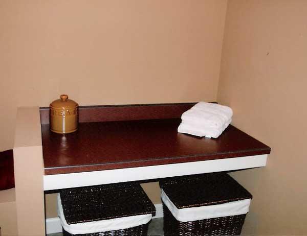 Laundry Room Countertop