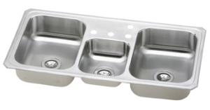 """7"""" Triple Sink CMR-43224"""