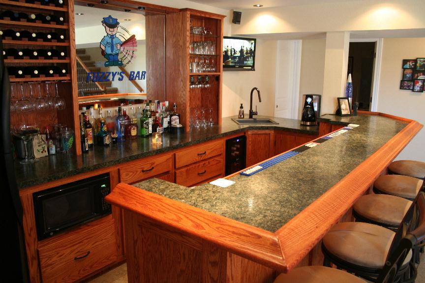 Laminate Bar Countertops : Countertops LLC Wholesale supplier of laminated kitchen countertops ...